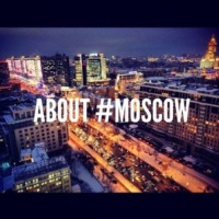 about #Moscow