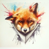 @Foxpride|tattoo|foxes|rave